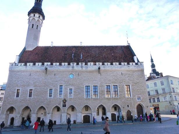 Rathaus Tallinn (c) Anja Knorr