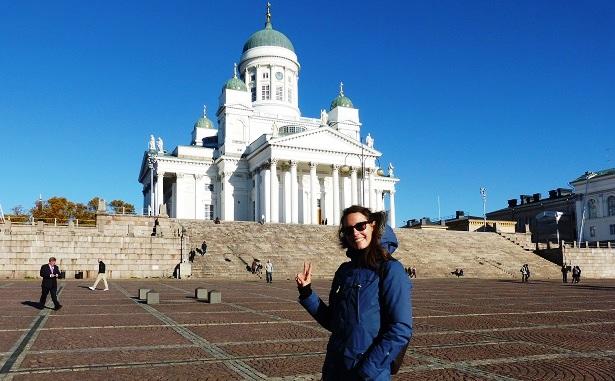 Weißer Dom Helsinki (c) Anja Knorr