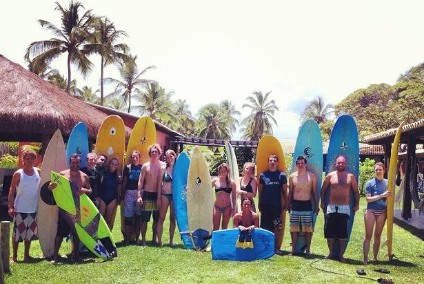 Brasilien Surfen (c) Beto Dias