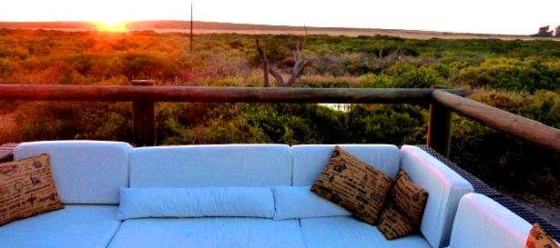 Sonnenuntergang Südafrika (c) Anja Knorr