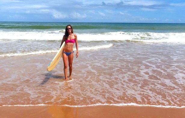 Brasilien Surfen (c) Anja Knorr