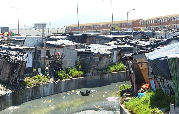 Township Kapstadt Südafrika (c) Anja Knorr