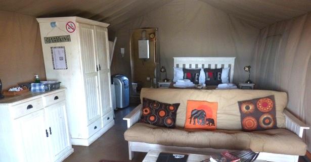 Zimmer Thali Thali Lodge (c) Anja Knorr