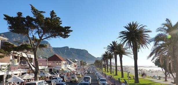 Camps Bay Kapstadt Südafrika (c) Anja Knorr