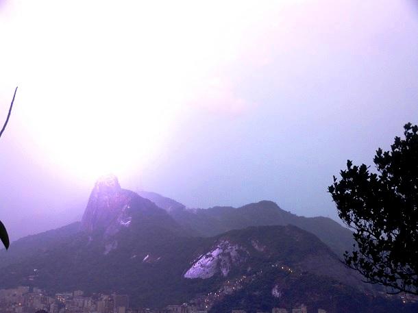 Gewitter Rio Brasilien (c) Anja Knorr