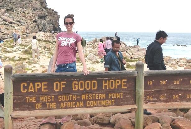 Kap der Guten Hoffnung Südafrika (c) Anja Knorr