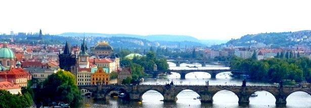 Karlsbrücke Prag (c) Anja Knorr