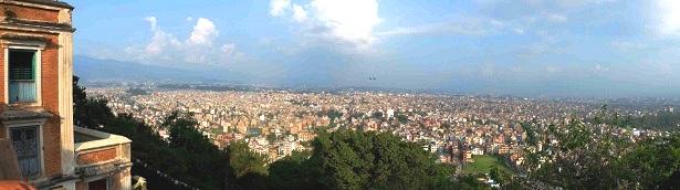 Kathmandu-Panorama (c) auszweit.de