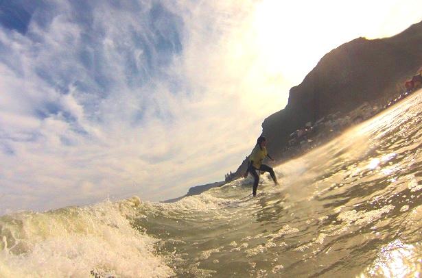 Muizenberg Kapstadt Südafrika (c) Stoked Surf School