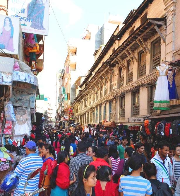 Strasse-Kathmandu (c) auszweit.de
