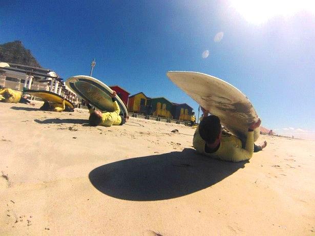 Surfcamp Kapstadt Südafrika (c) Stoked Surfschool