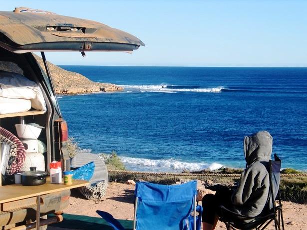 Australien Surfing Frau (c) Anja Knorr