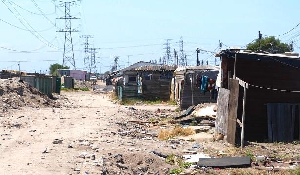 Township Süafrika Khayelitsha (c) Anja Knorr