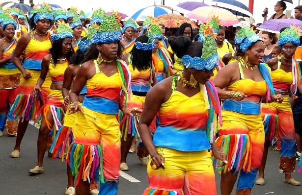 Karneval Martinique West Indies (c) Anja Knorr